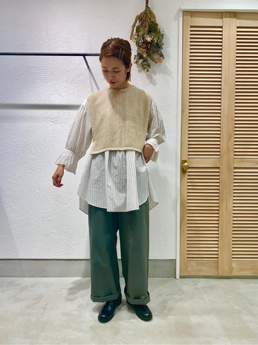 chambre de charme 横浜ジョイナス 身長:160cm 2020.07.23