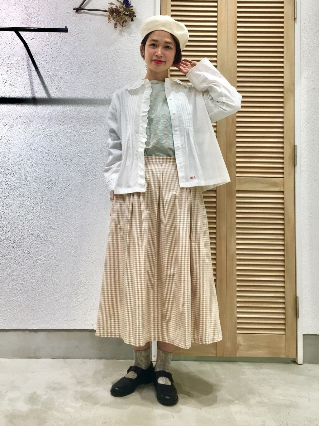 chambre de charme 横浜ジョイナス 身長:160cm 2021.02.28
