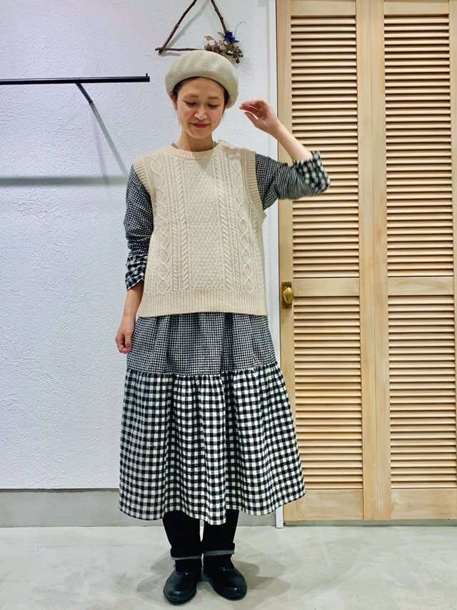 chambre de charme 横浜ジョイナス 身長:160cm 2020.09.30