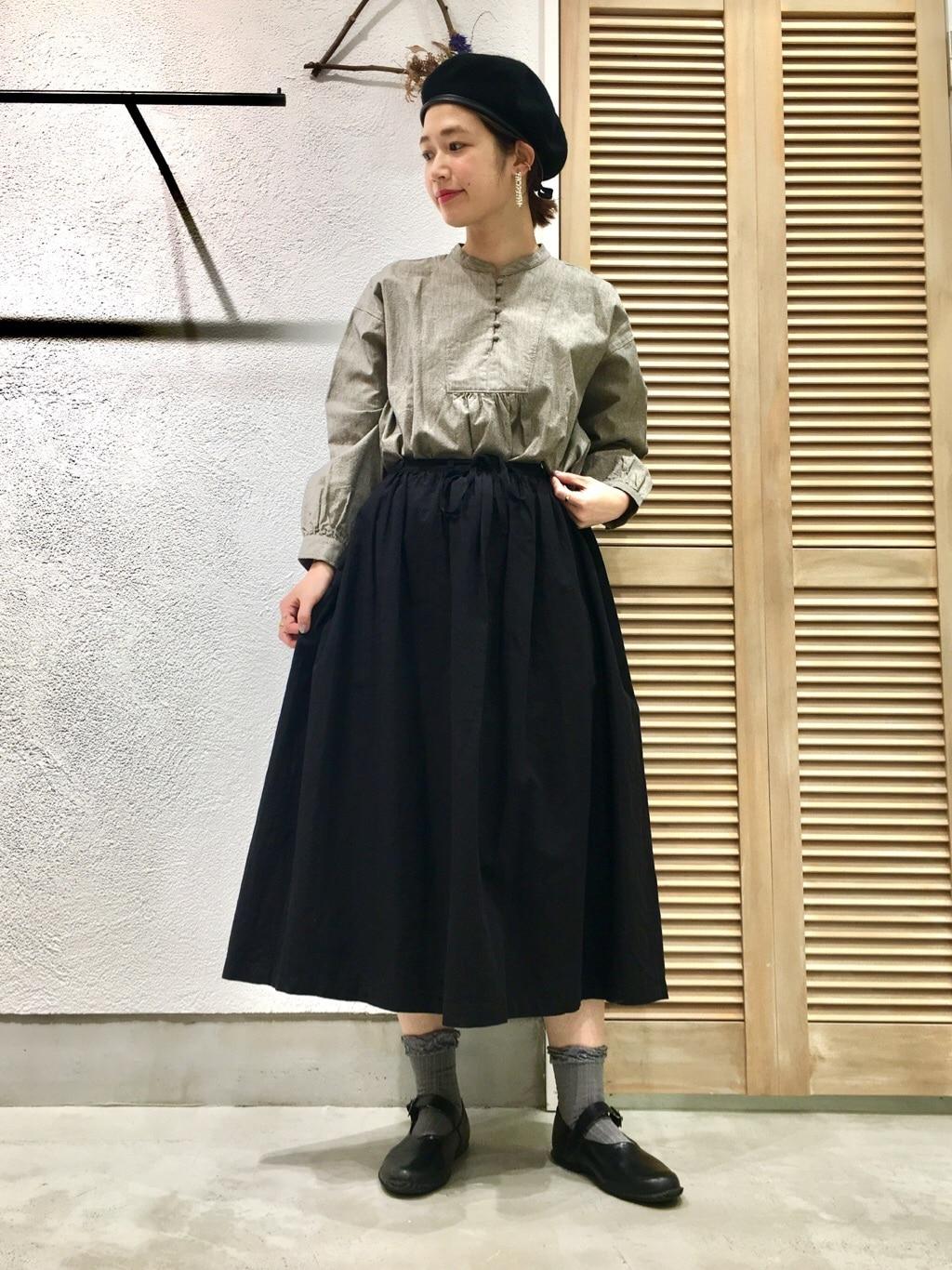 chambre de charme 横浜ジョイナス 身長:160cm 2021.01.30
