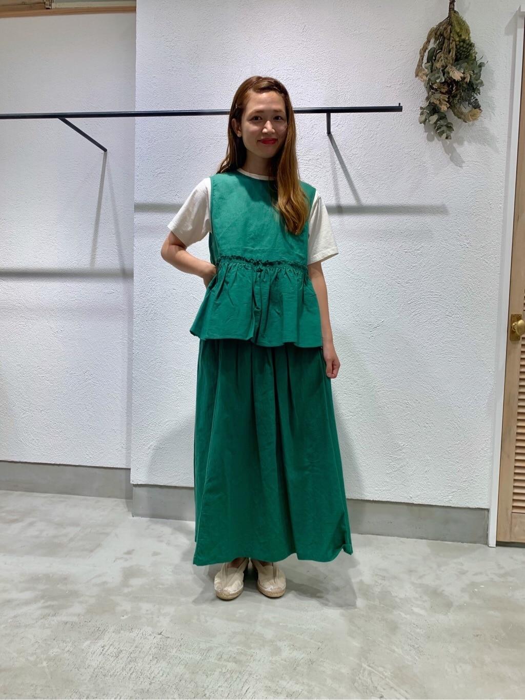 chambre de charme 横浜ジョイナス 身長:160cm 2020.06.16