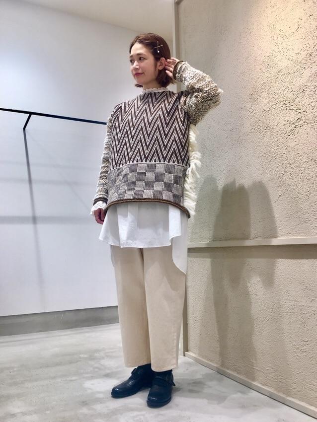 chambre de charme 横浜ジョイナス 身長:160cm 2020.11.28