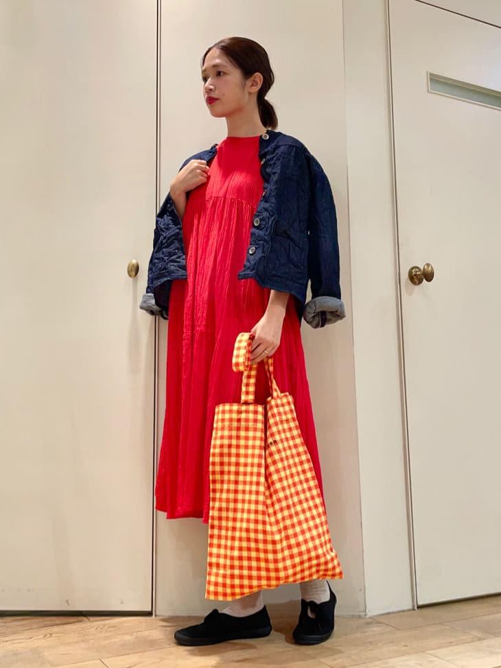 bulle de savon 新宿ミロード 身長:160cm 2021.08.06