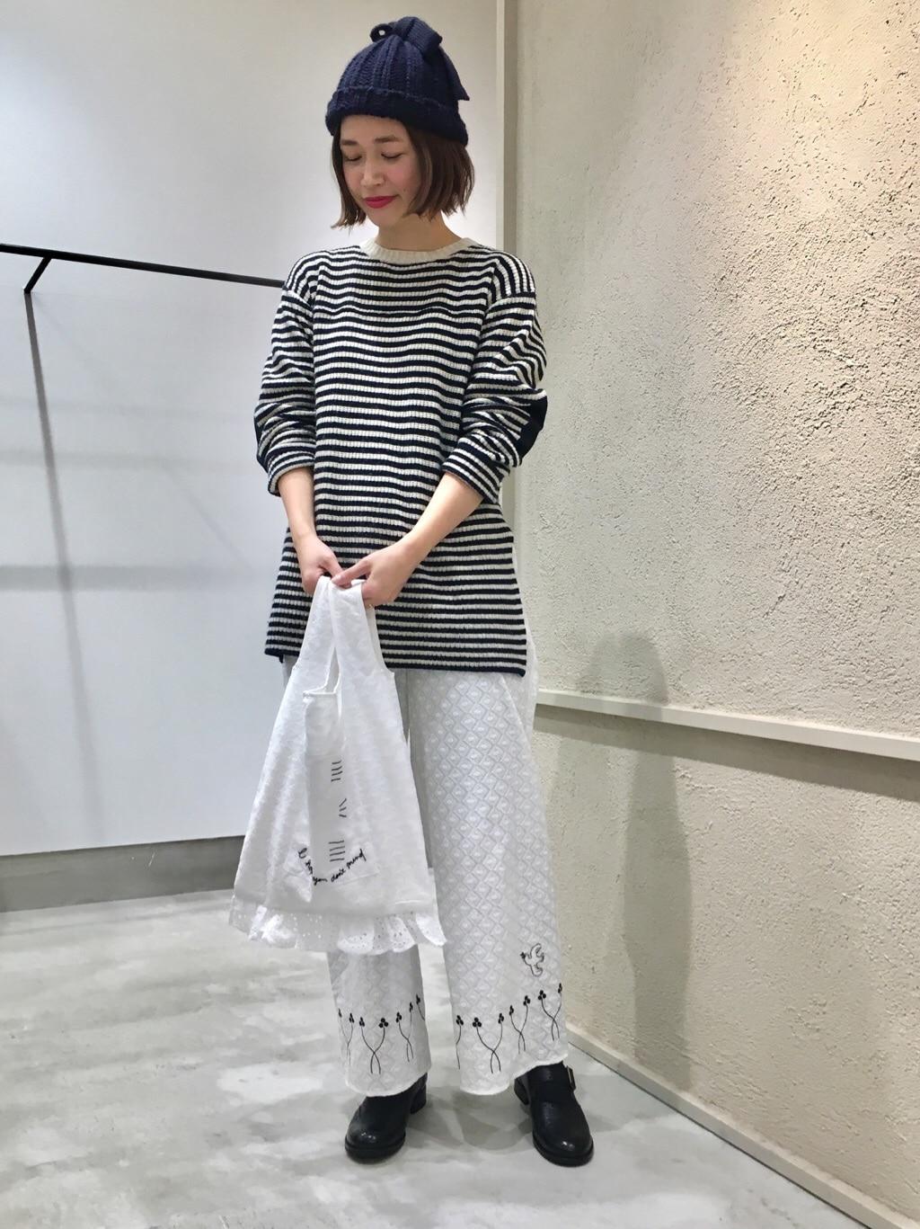 chambre de charme 横浜ジョイナス 身長:160cm 2021.01.09