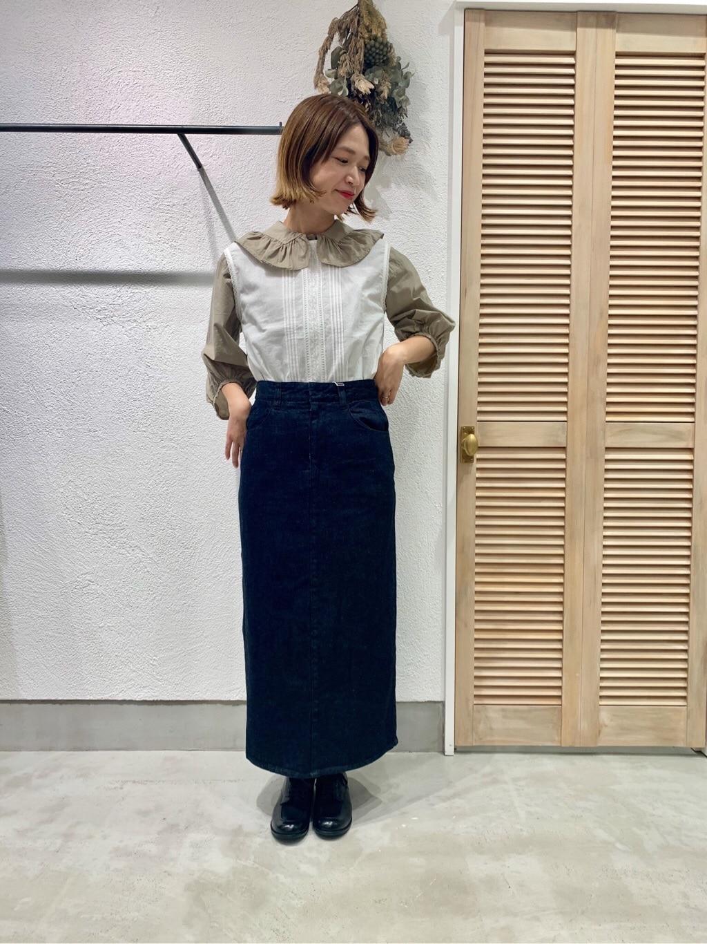 chambre de charme 横浜ジョイナス 身長:160cm 2020.07.22