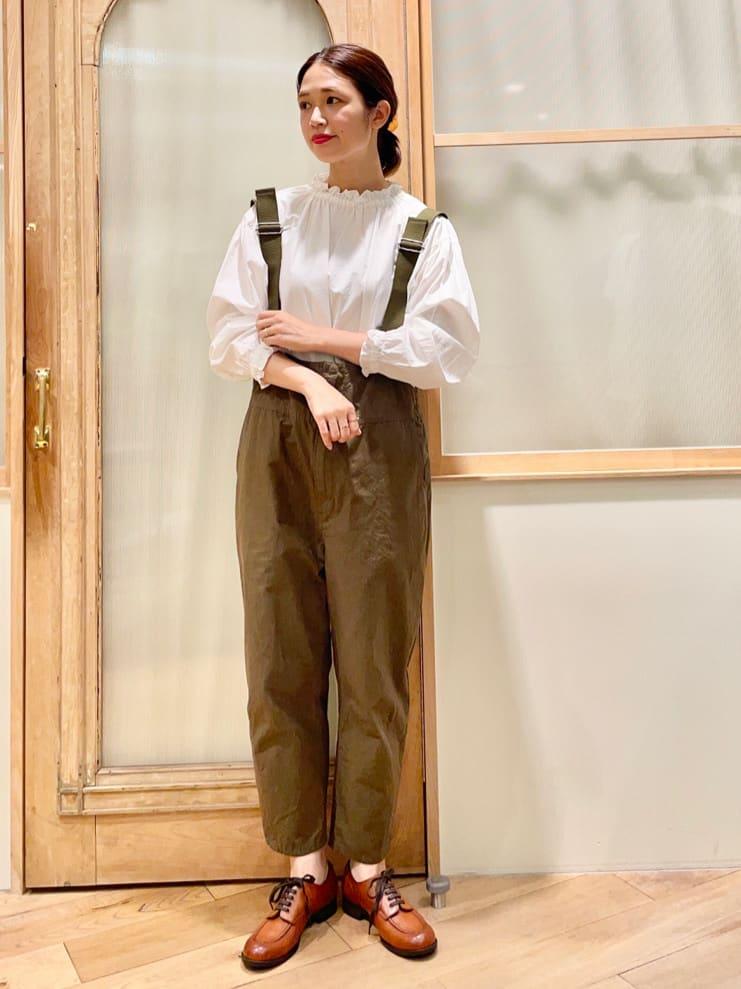 bulle de savon 新宿ミロード 身長:160cm 2021.09.06