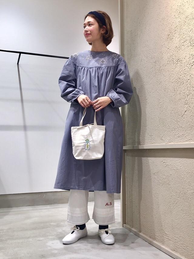 chambre de charme 横浜ジョイナス 身長:160cm 2020.11.17