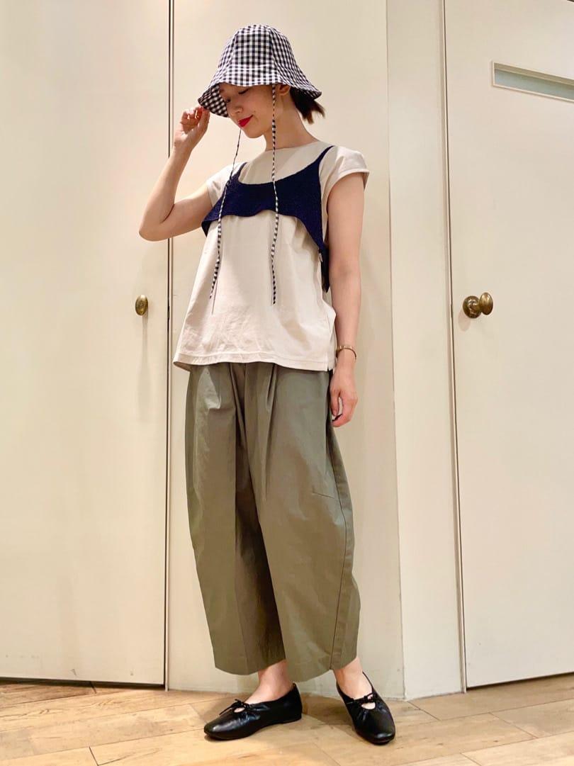 bulle de savon 新宿ミロード 身長:160cm 2021.07.22