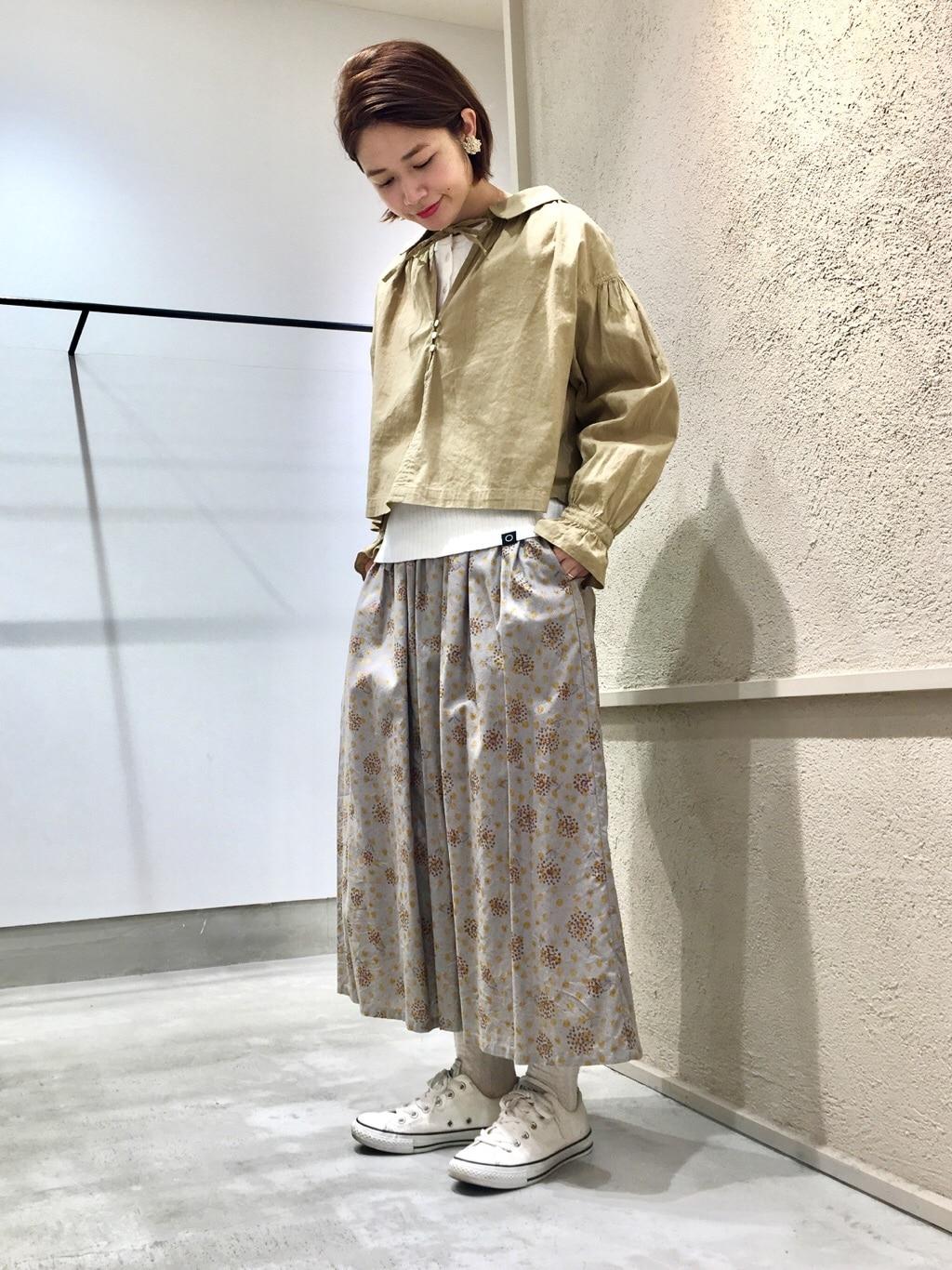 chambre de charme 横浜ジョイナス 身長:160cm 2020.12.29