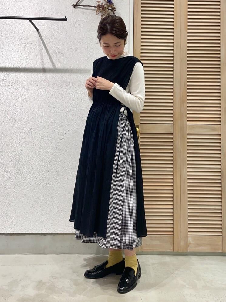 chambre de charme 原宿路面 身長:160cm 2021.03.18
