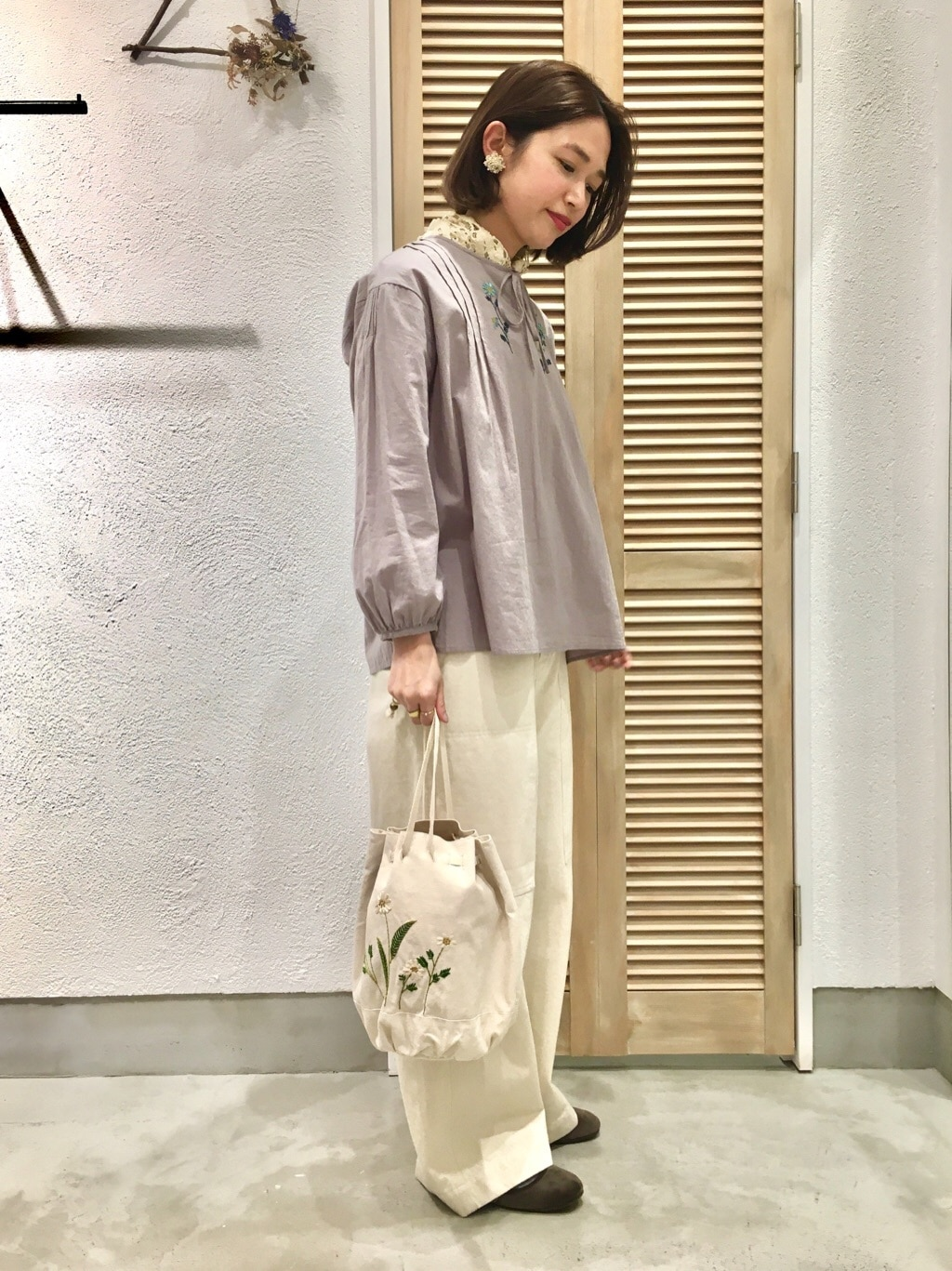 chambre de charme 横浜ジョイナス 身長:160cm 2021.02.09