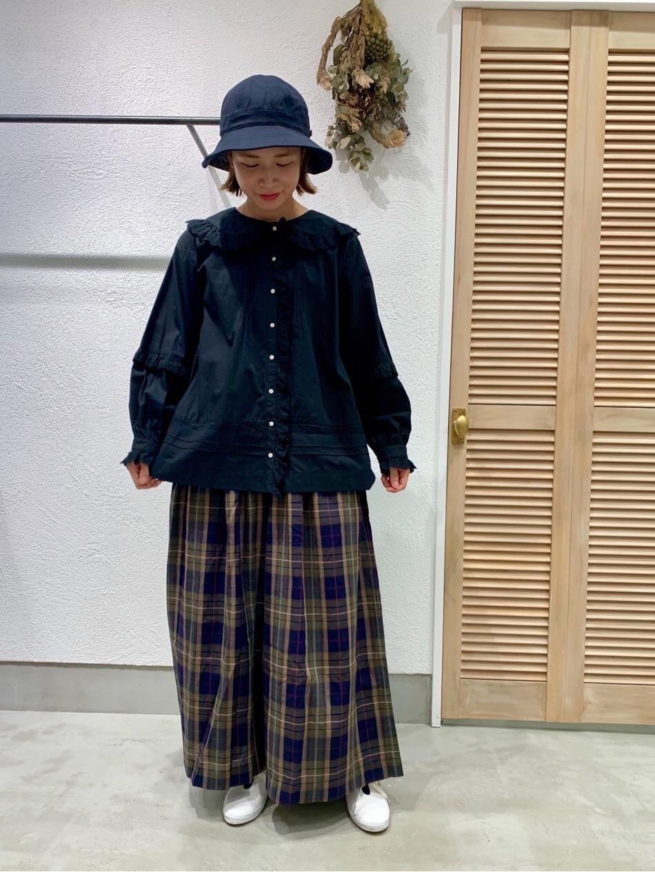 chambre de charme 横浜ジョイナス 身長:160cm 2020.07.17