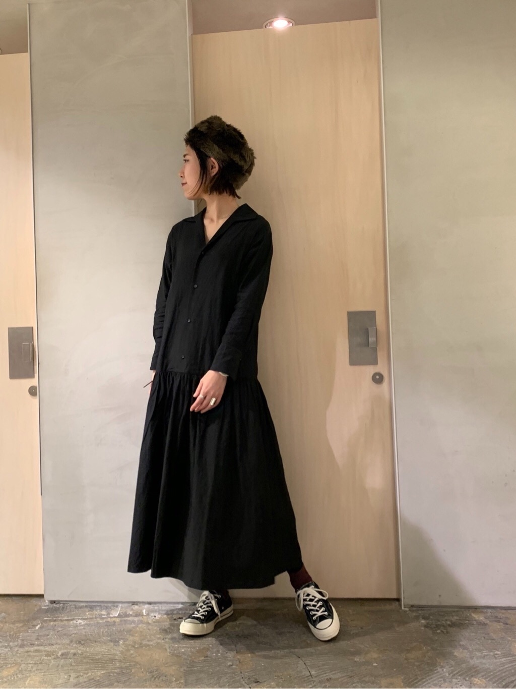 note et silence. ルミネ新宿 身長:169cm 2020.02.14
