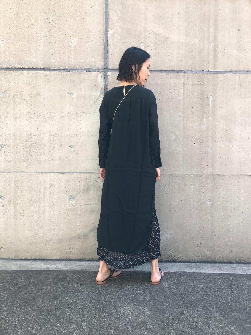 note et silence. ルミネ新宿 身長:169cm 2020.07.03