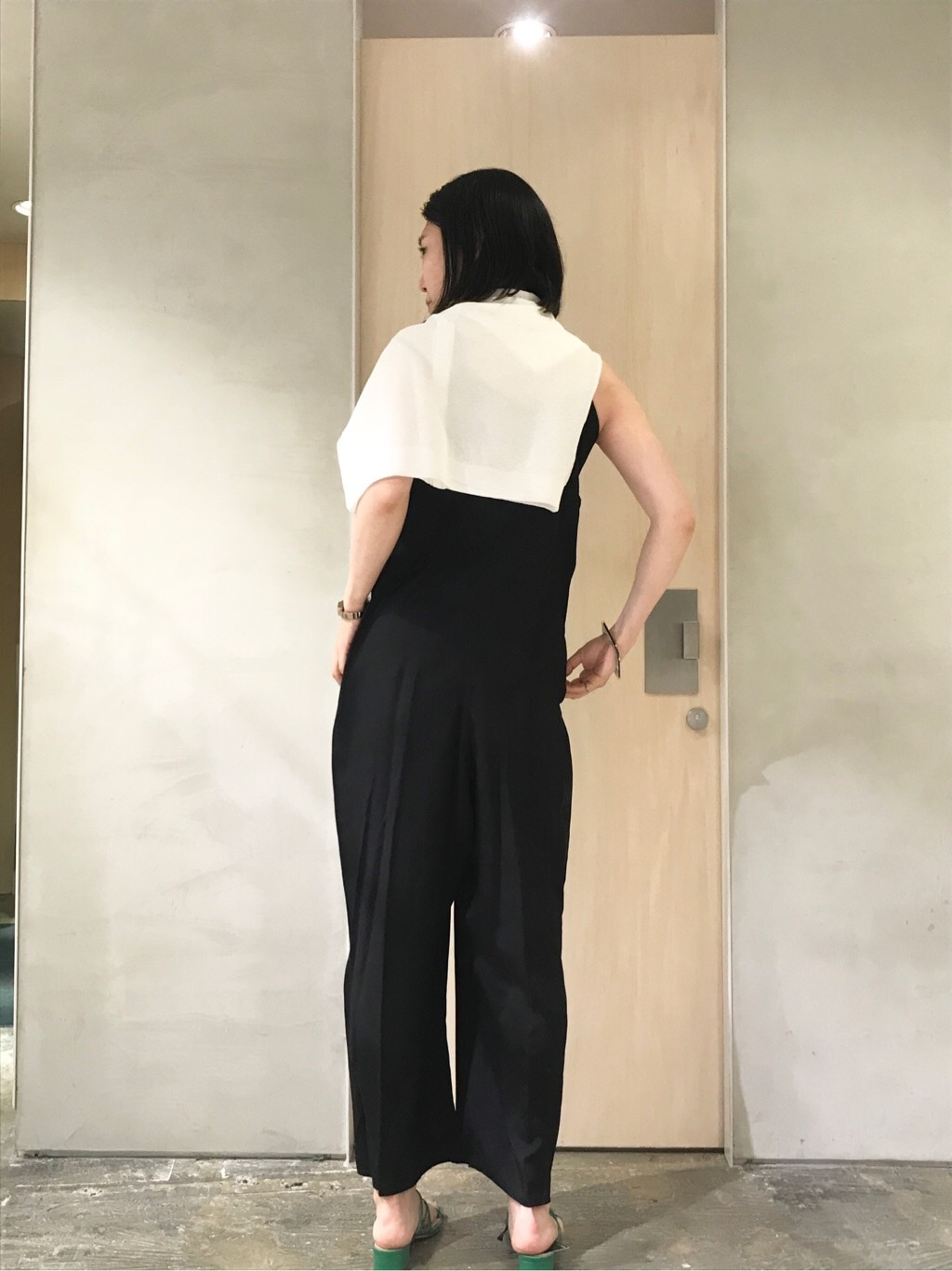 note et silence. ルミネ新宿 身長:169cm 2020.06.22