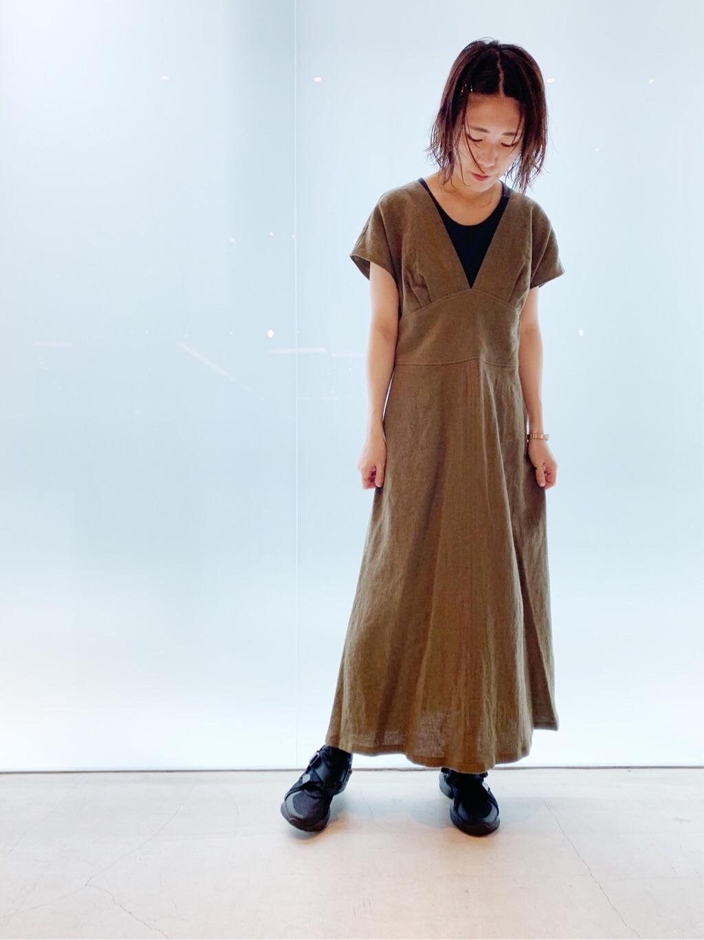 note et silence. 日本橋��島屋S.C. 身長:169cm 2019.08.08