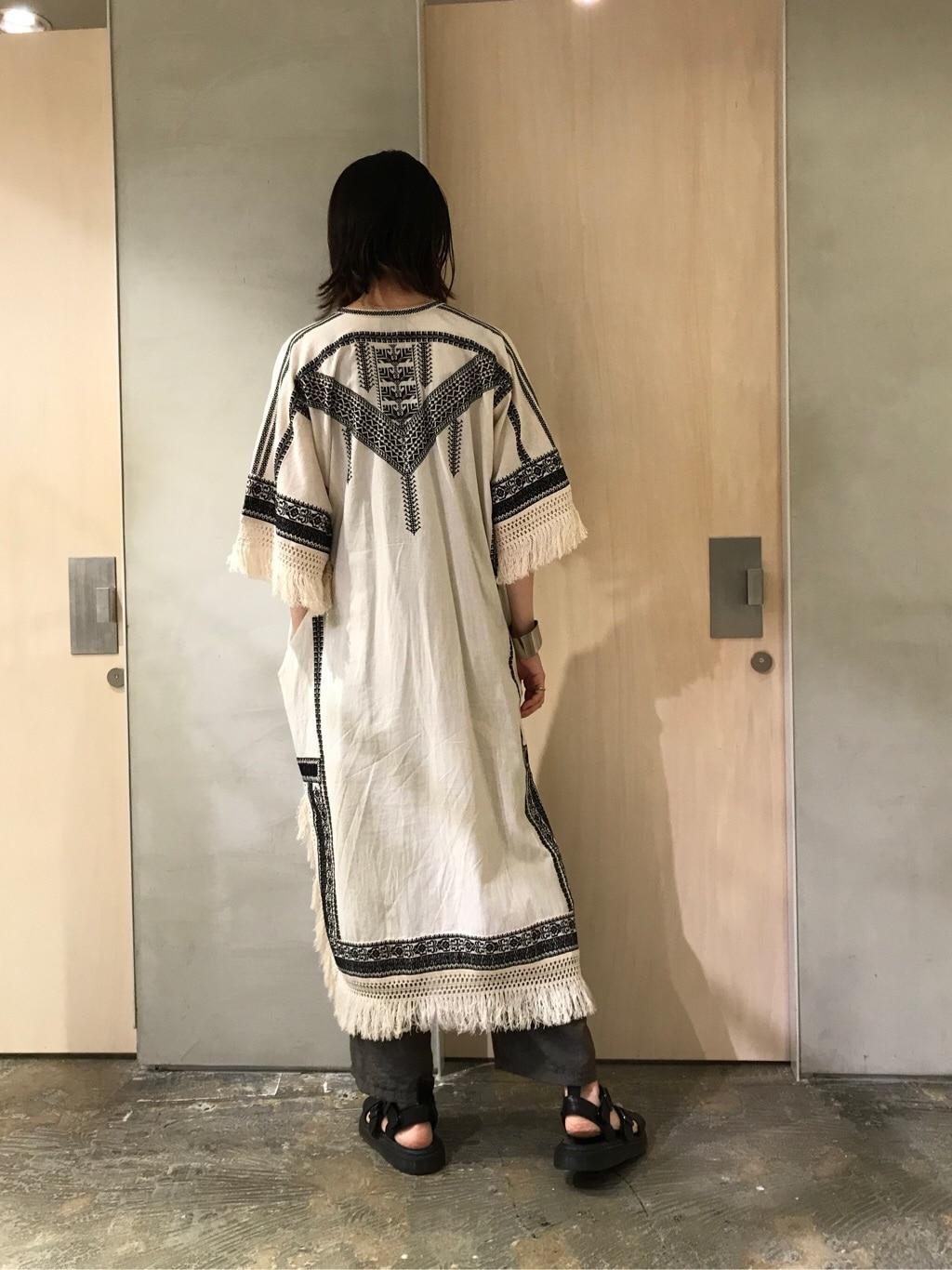 note et silence. ルミネ新宿 身長:169cm 2020.07.14