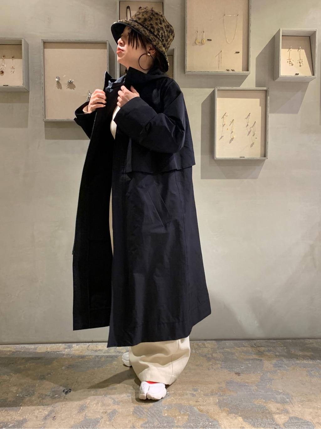 note et silence. ルミネ新宿 身長:155cm 2020.10.15