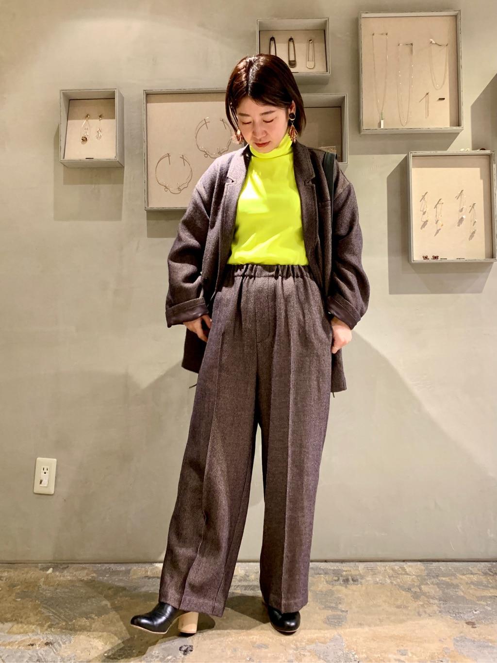 ルミネ新宿 2020.11.09