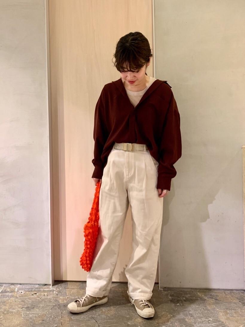 note et silence. ルミネ新宿 身長:155cm 2020.02.18