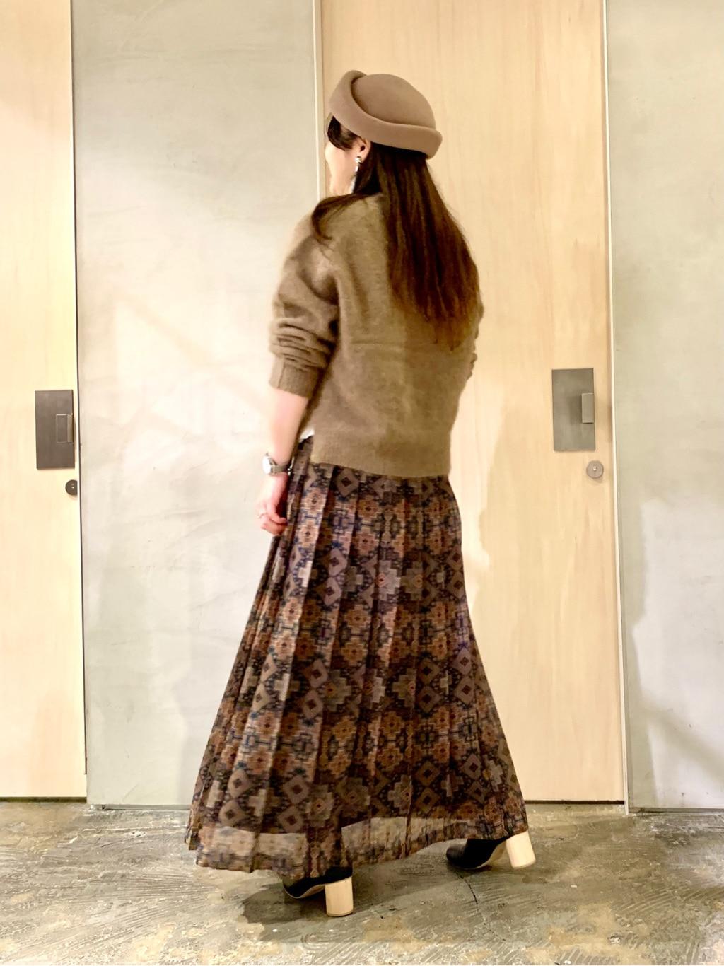note et silence. ルミネ新宿 身長:155cm 2020.10.26