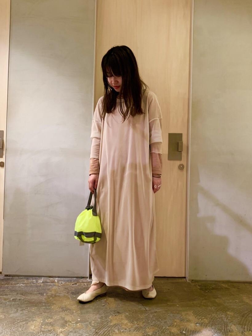 note et silence. ルミネ新宿 身長:155cm 2020.02.14