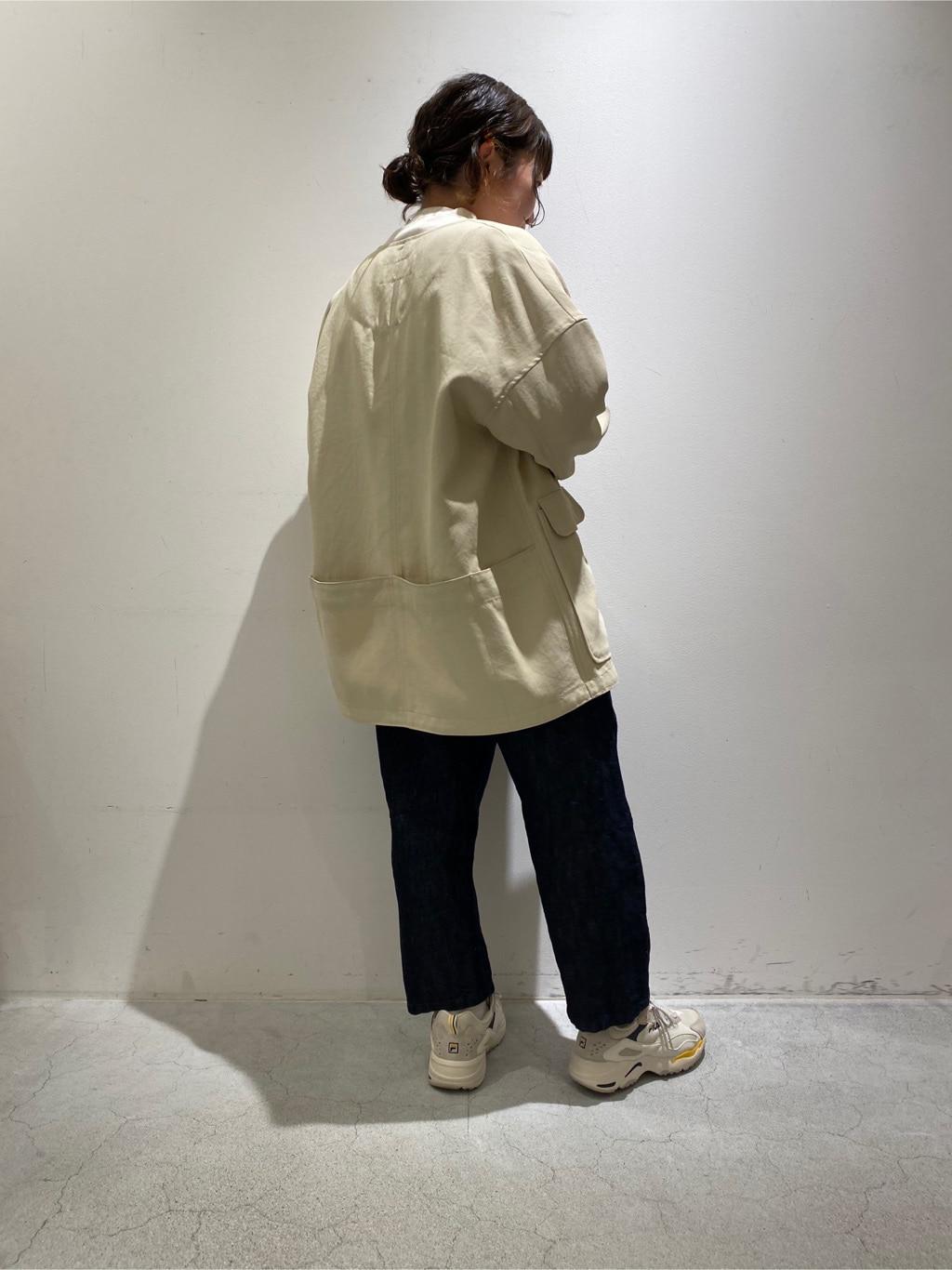 bulle de savon ルクアイーレ 身長:150cm 2020.09.17