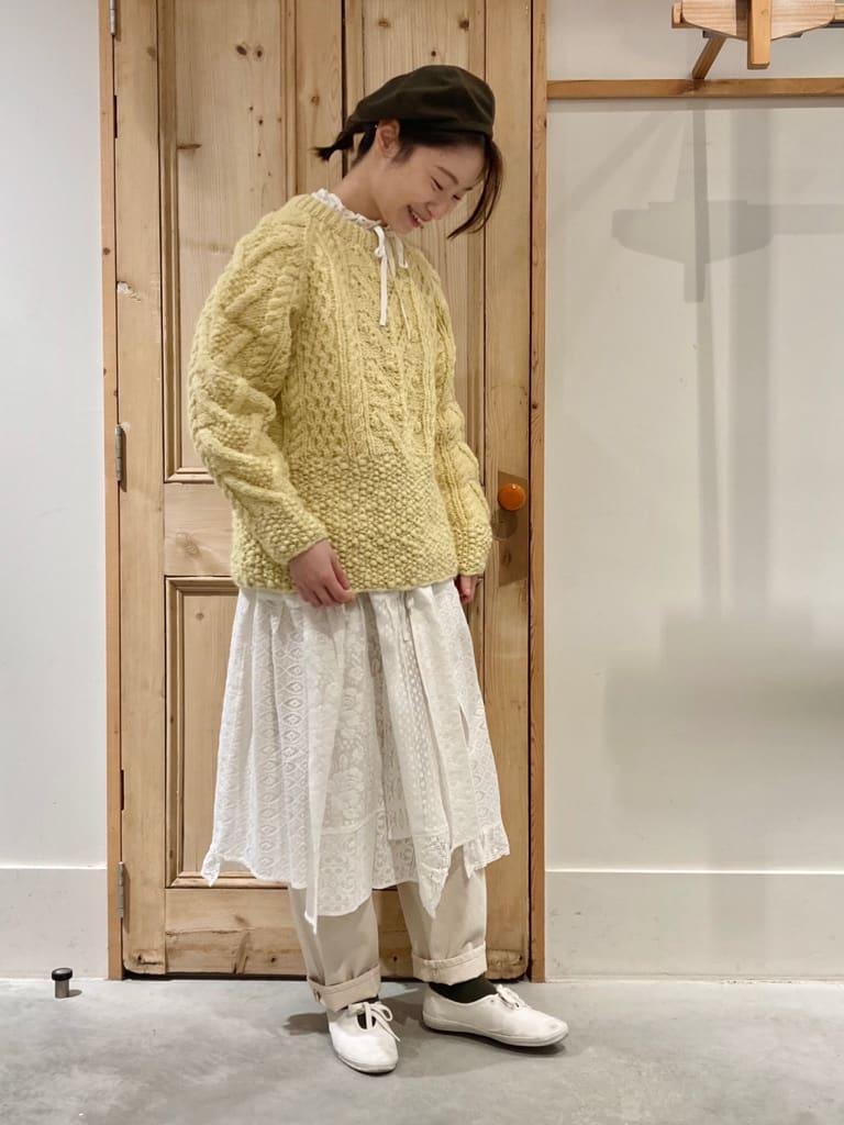 Malle chambre de charme 調布パルコ 身長:162cm 2021.09.28