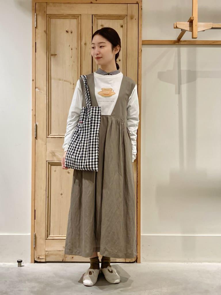 Malle chambre de charme 調布パルコ 身長:162cm 2021.09.07