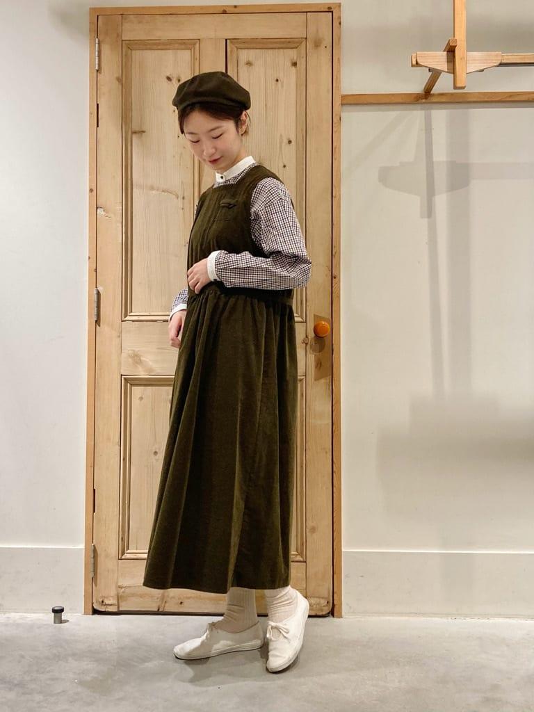 Malle chambre de charme 調布パルコ 身長:162cm 2021.10.09