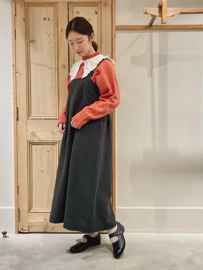 Malle chambre de charme 調布パルコ 身長:162cm 2021.10.28