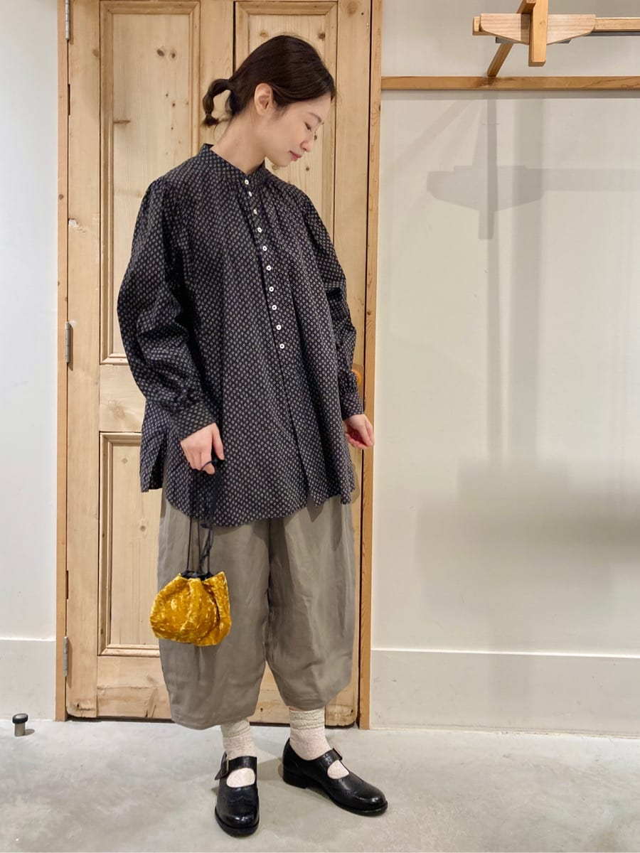Malle chambre de charme 調布パルコ 身長:162cm 2021.10.01