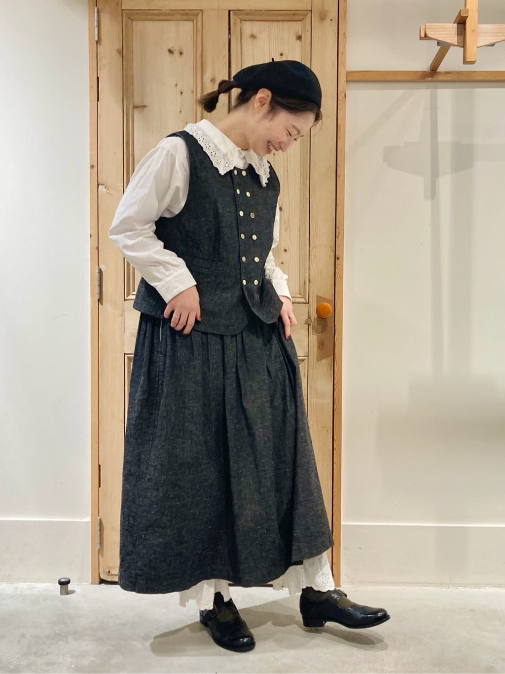 Malle chambre de charme 調布パルコ 身長:162cm 2021.10.23