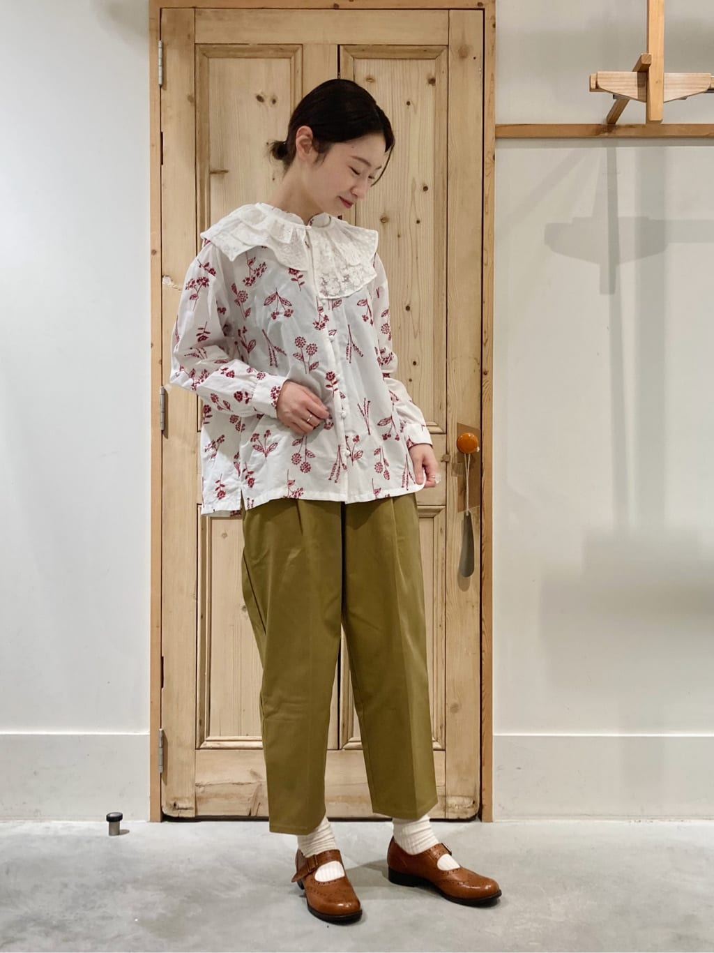 Malle chambre de charme 調布パルコ 身長:162cm 2021.09.14