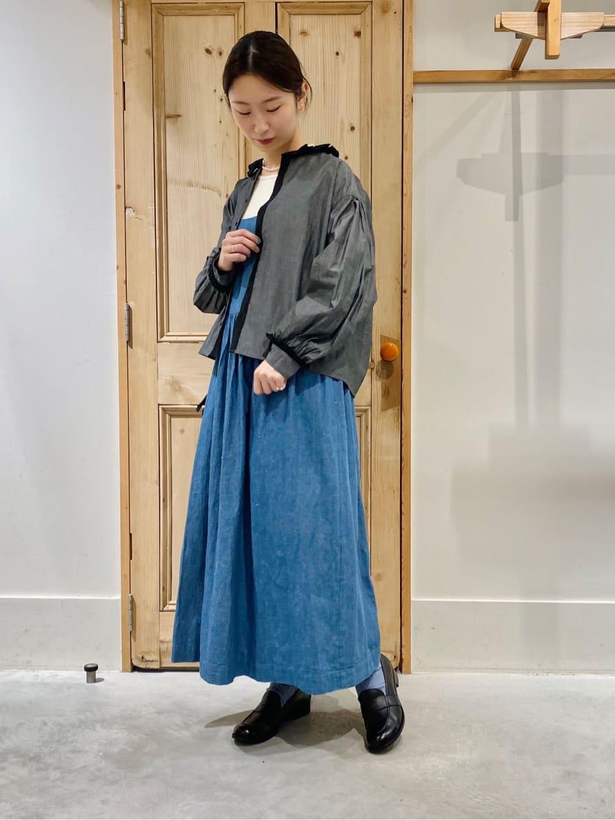 Malle chambre de charme 調布パルコ 身長:162cm 2021.10.13