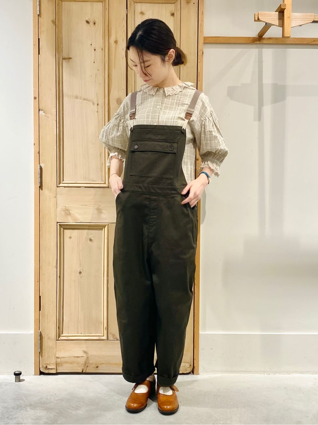 Malle chambre de charme 調布パルコ 身長:162cm 2021.08.18