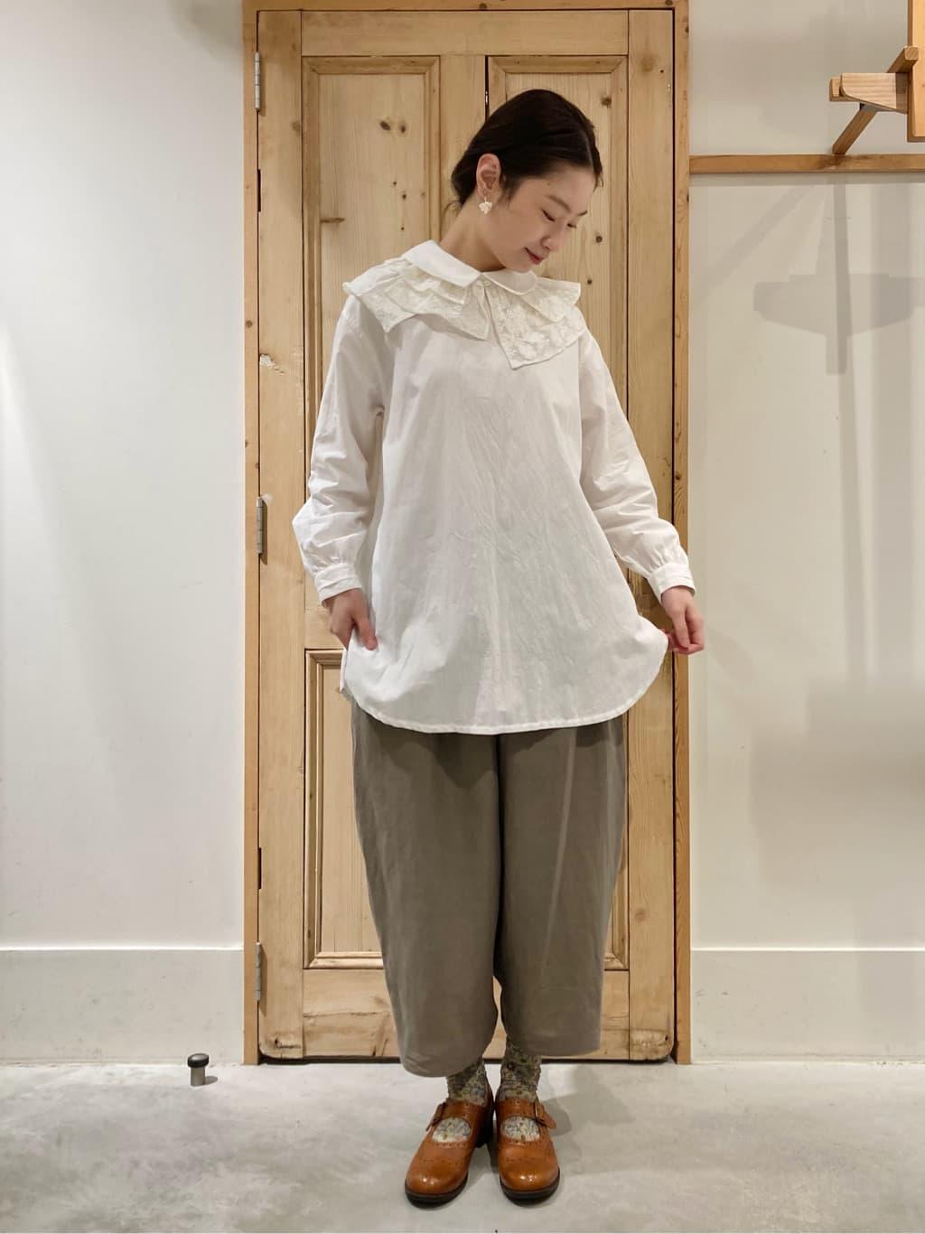 Malle chambre de charme 調布パルコ 身長:162cm 2021.08.27
