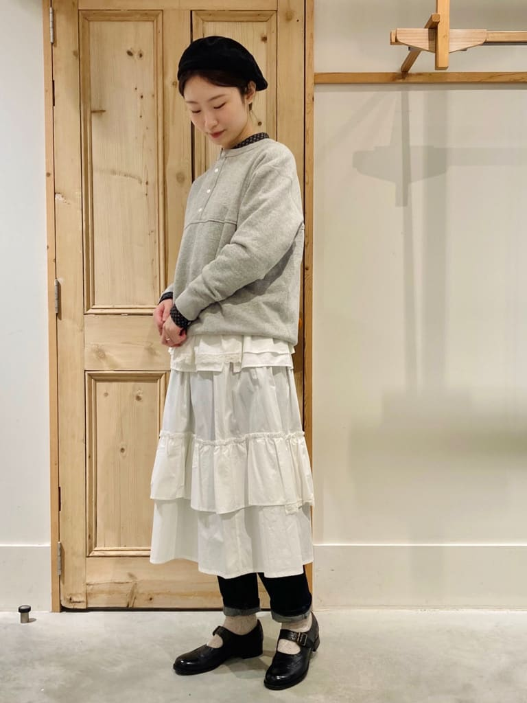 Malle chambre de charme 調布パルコ 身長:162cm 2021.09.27
