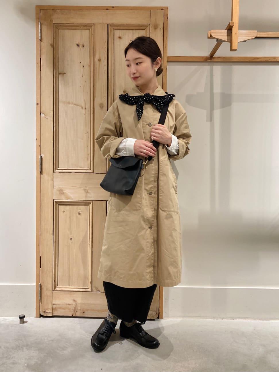 Malle chambre de charme 調布パルコ 身長:162cm 2021.10.05