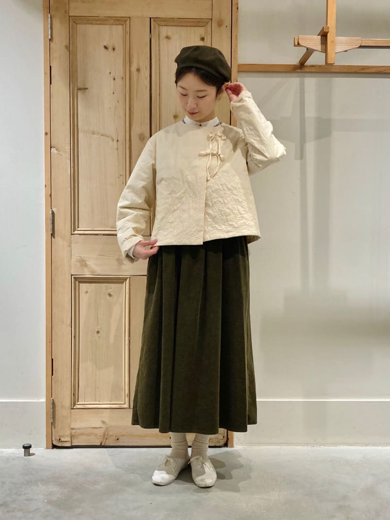 Malle chambre de charme 調布パルコ 身長:162cm 2021.10.10