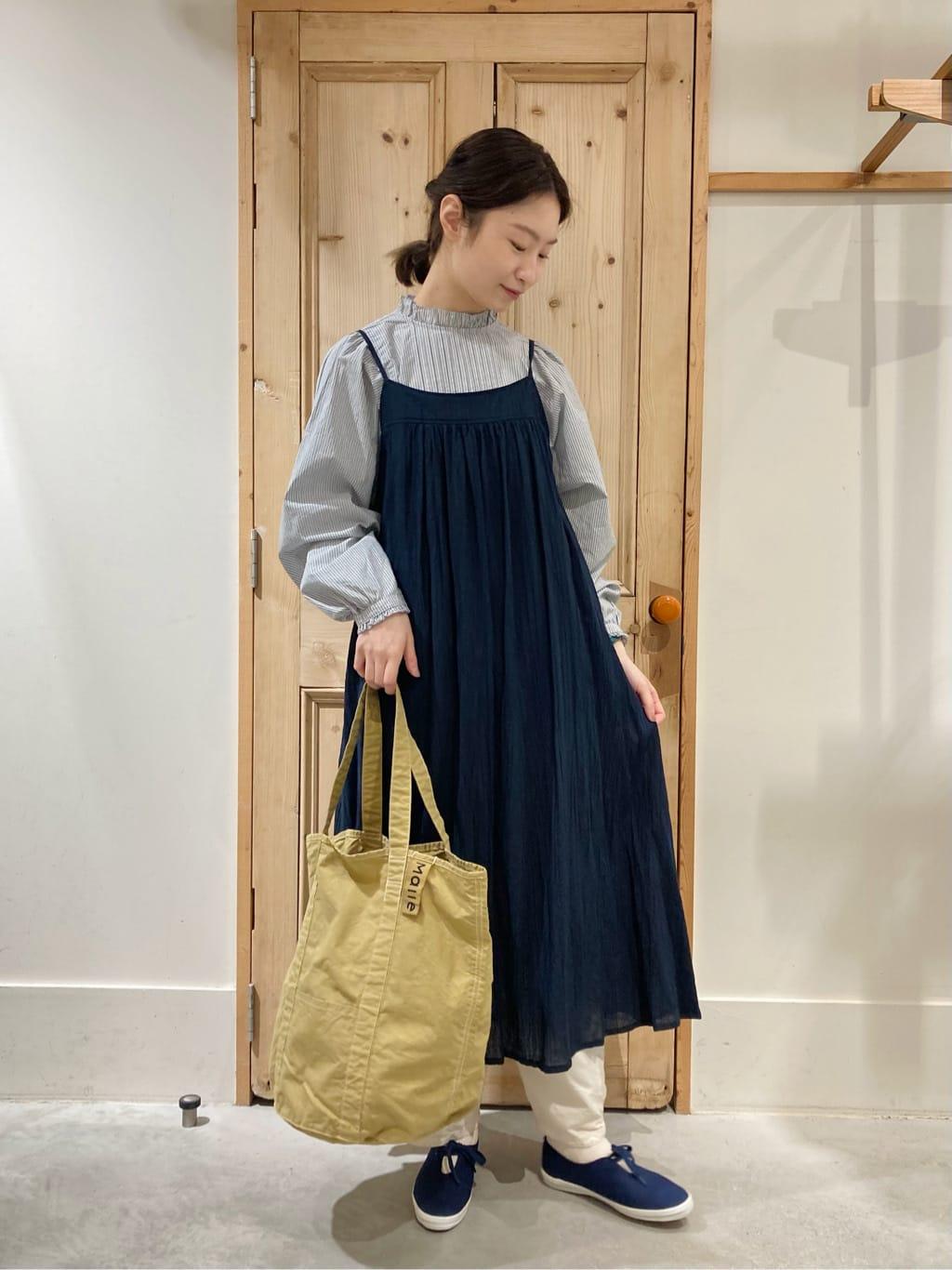 Malle chambre de charme 調布パルコ 身長:162cm 2021.08.28