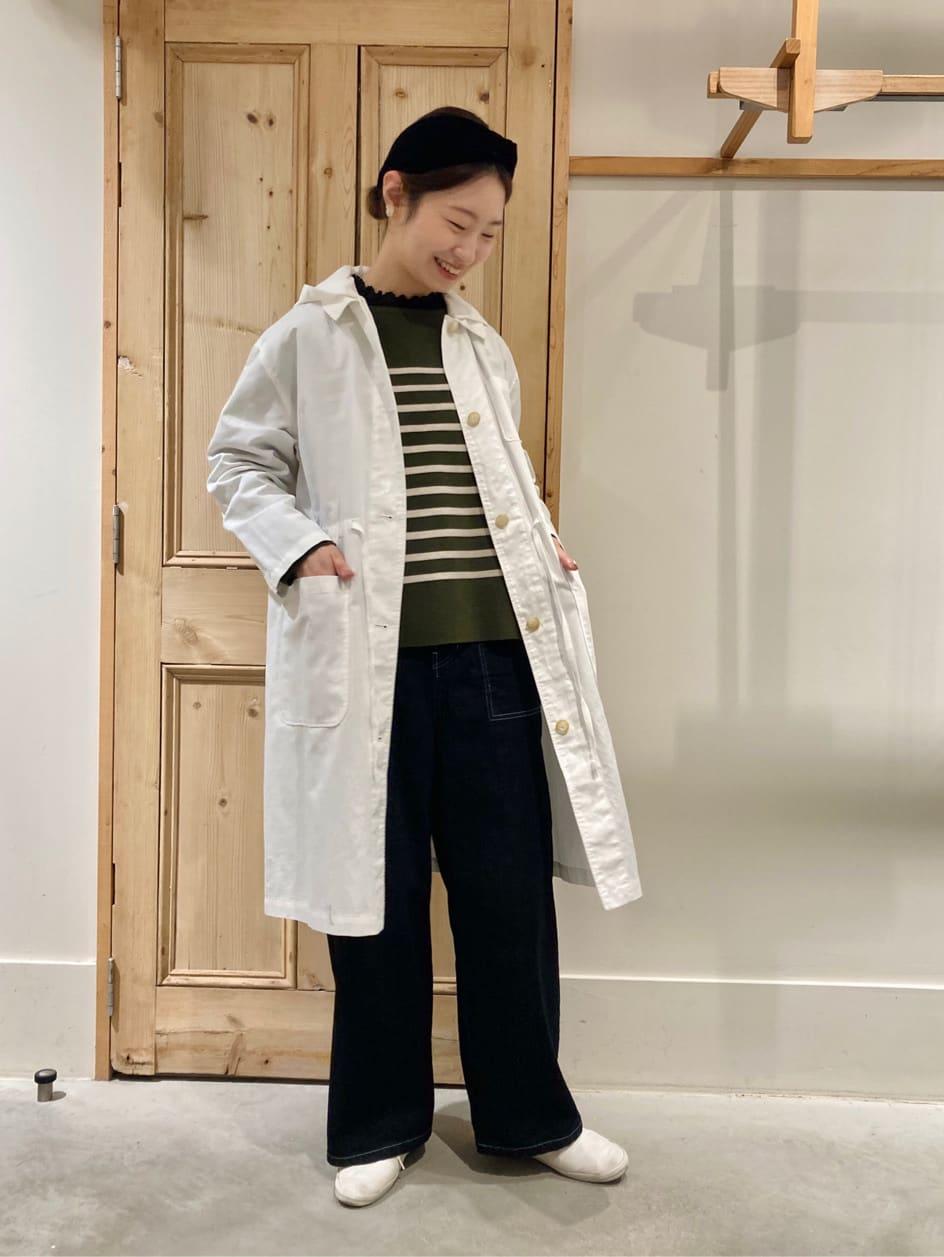 Malle chambre de charme 調布パルコ 身長:162cm 2021.10.12