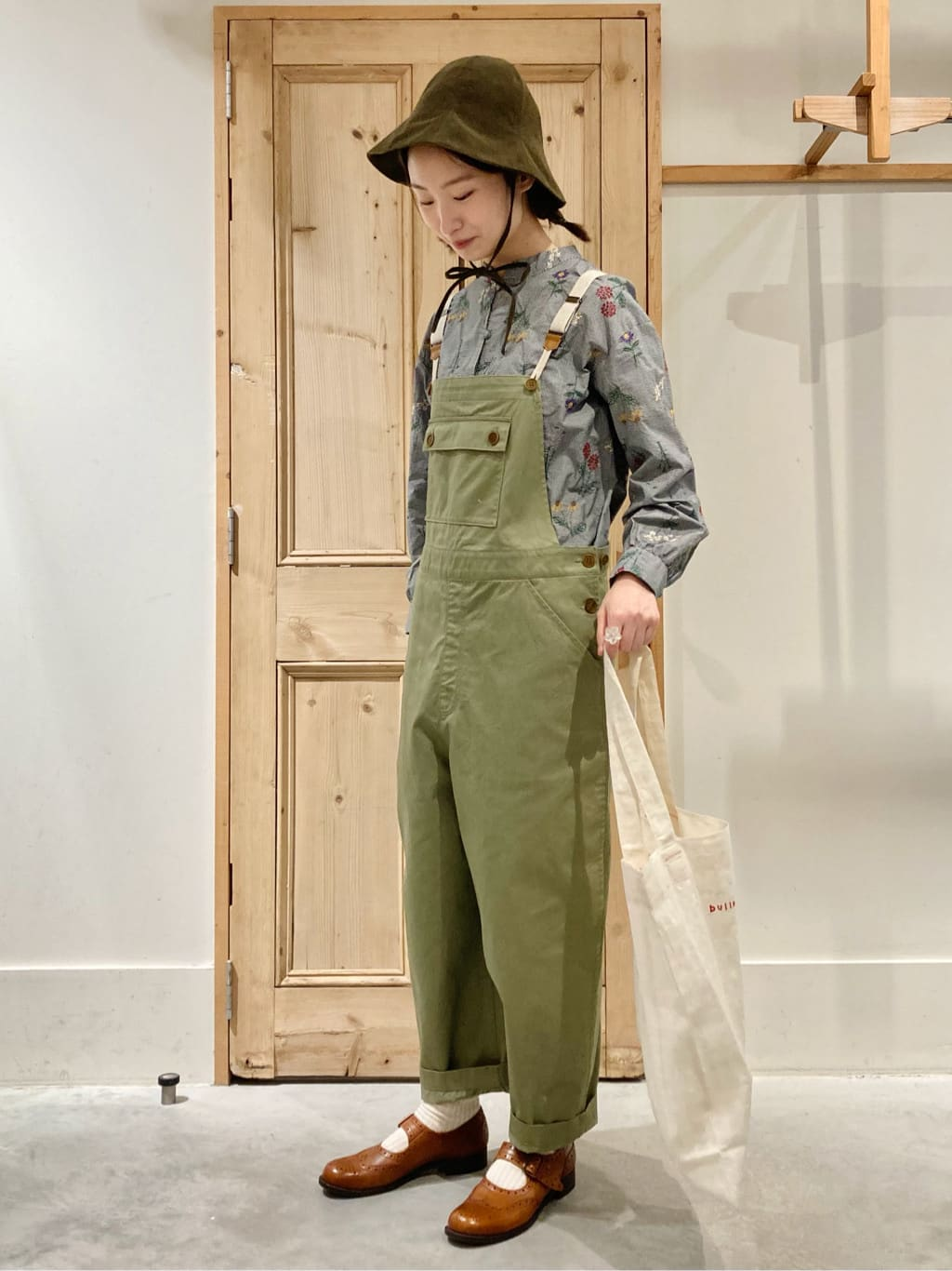 Malle chambre de charme 調布パルコ 身長:162cm 2021.09.15