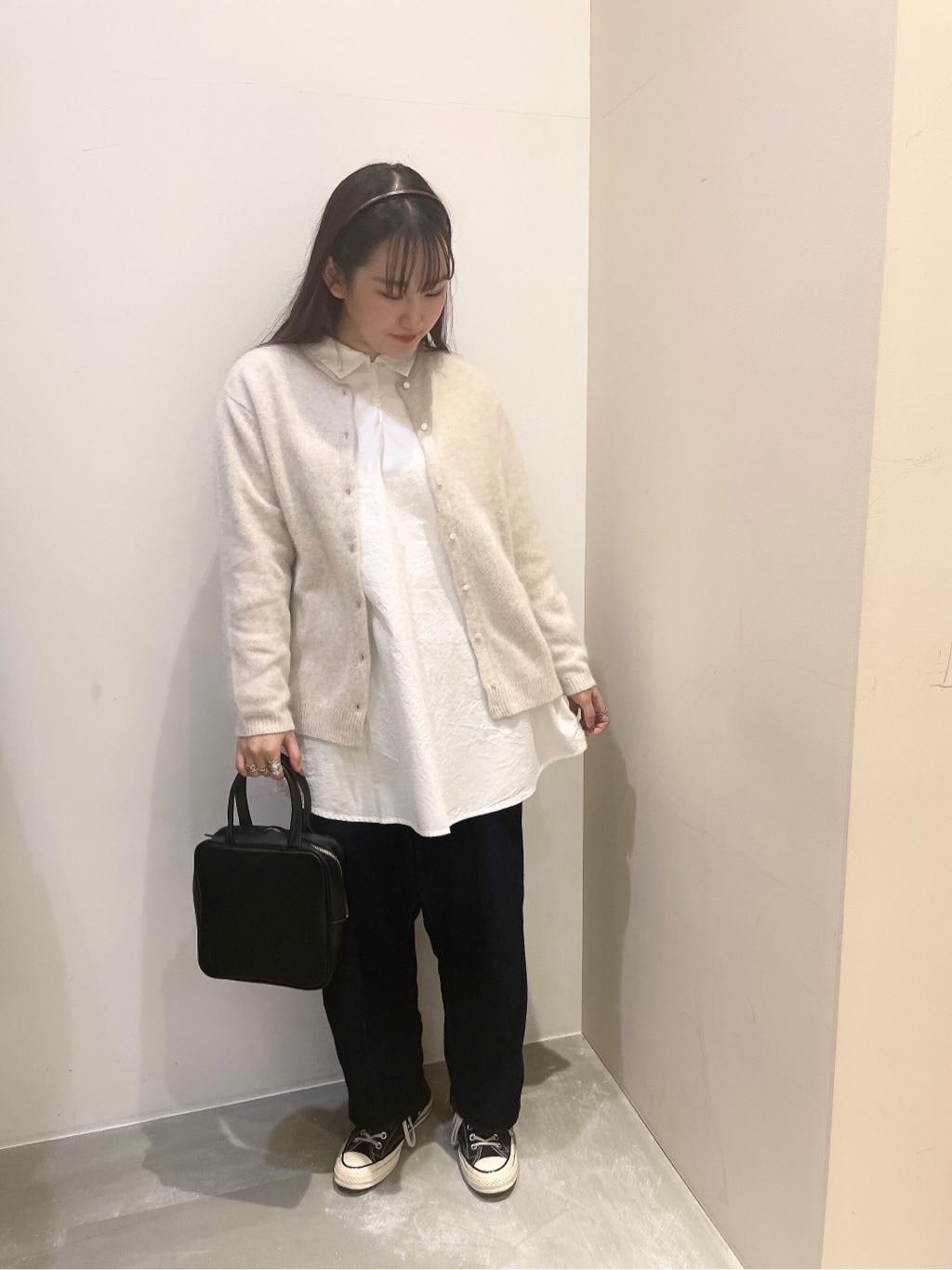 bulle de savon 阪急西宮ガーデンズ 身長:166cm 2020.12.21