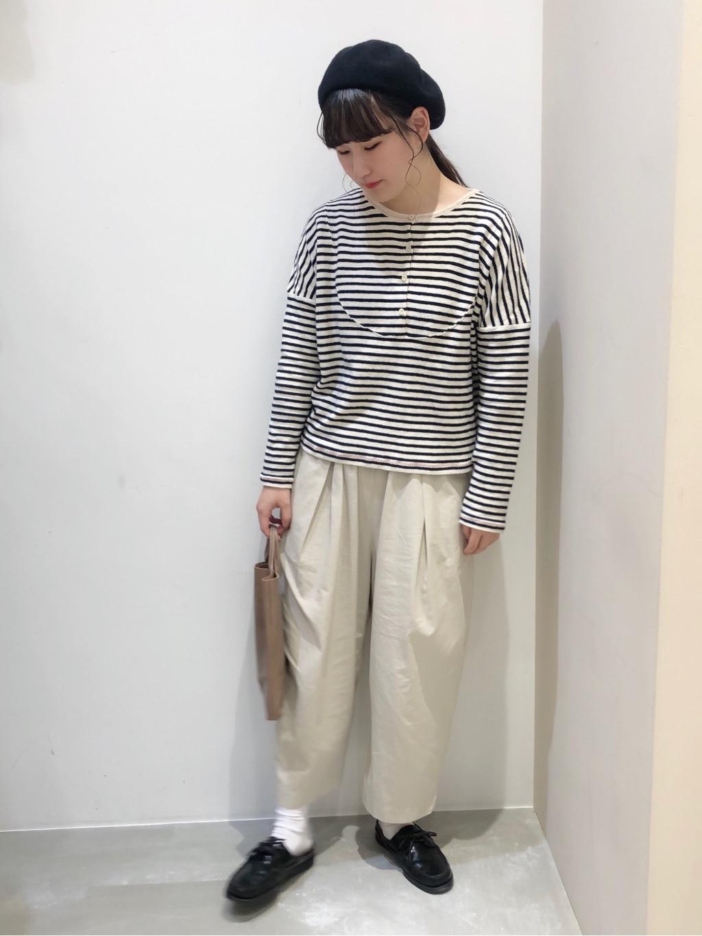 bulle de savon 阪急西宮ガーデンズ 身長:166cm 2020.01.26