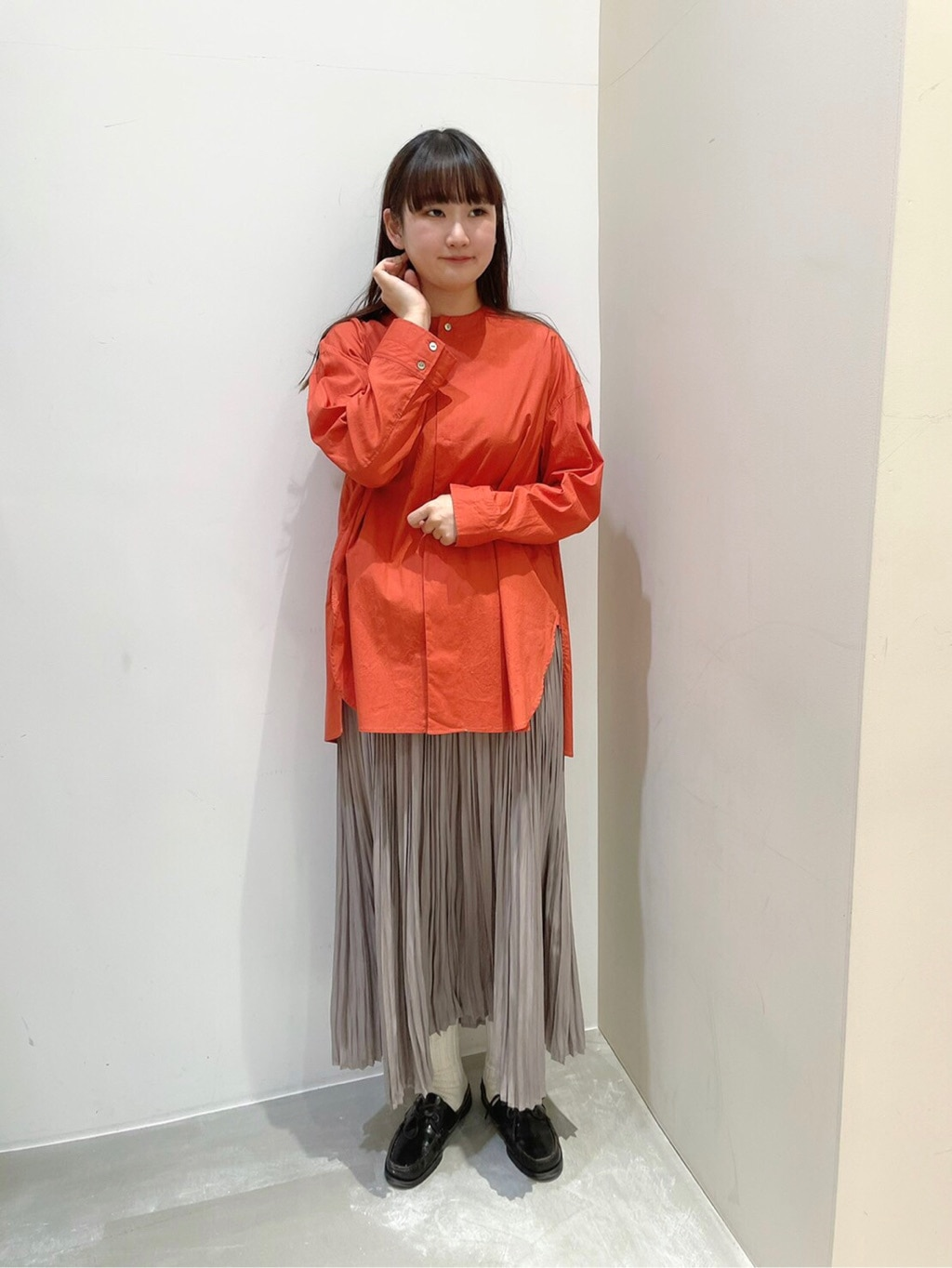 bulle de savon 阪急西宮ガーデンズ 身長:166cm 2021.02.09
