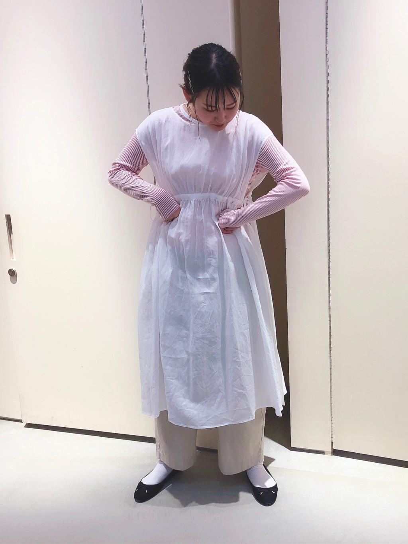 bulle de savon 阪急西宮ガーデンズ 身長:166cm 2020.06.05