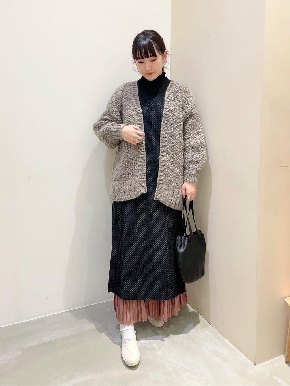 bulle de savon 阪急西宮ガーデンズ 身長:166cm 2021.10.01