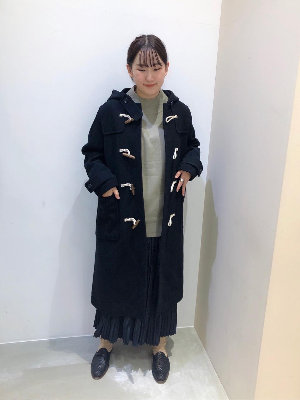 bulle de savon 阪急西宮ガーデンズ 身長:166cm 2020.10.06
