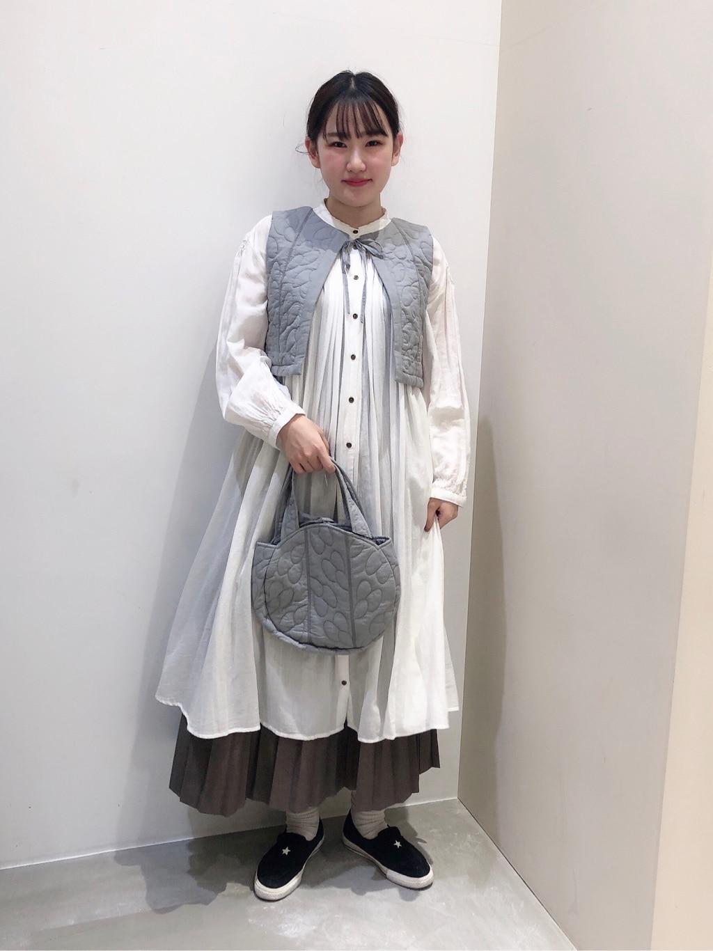 bulle de savon 阪急西宮ガーデンズ 身長:166cm 2020.12.01